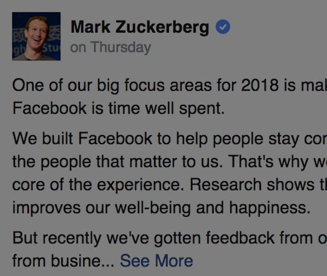 Don't freak out about Facebook's big announcement just yet